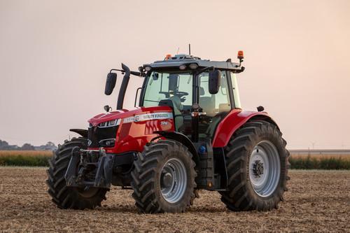 Ciągniki rolnicze Massey Ferguson